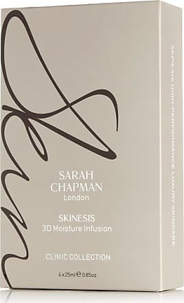 Sarah Chapman 3d Moisture Infusion Mask, 4 X 25ml - Colorless