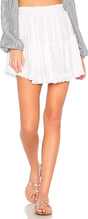 Young Fabulous & Broke Tahiti Skirt in White