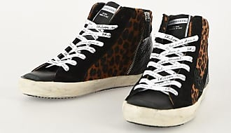 Philippe Model Leather Leopard Print Sneakers size 37