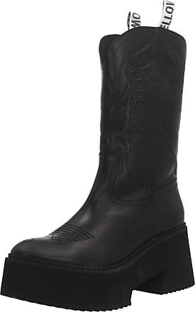 Yellow Women Womens Boots Tijuana Black 7.5 UK