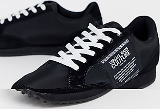 Versace Jeans Couture runner trainers in black