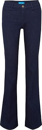 Mih Jeans Marrakesh High-rise Bootcut Jeans - Dark denim