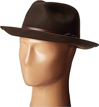 e8ad7c29508349 Country Gentleman Dunmore Classic Wool Fedora Hat (Beaver) Caps