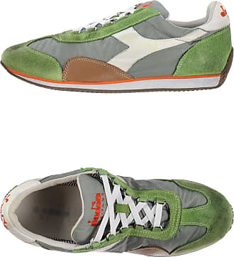 Diadora EQUIPE NYL SW WAXED - CALZATURE - Sneakers & Tennis shoes basse su YOOX.COM