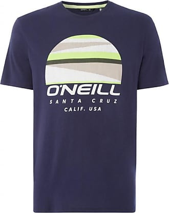 O'Neill Sunset Logo Tee T-Shirt für Herren   schwarz/blau/grau