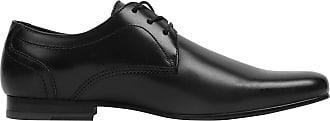 Firetrap Mens Savoy Shoes Black UK 9.5