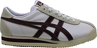 Onitsuka Tiger Mens Corsair Training Unisex Fabric Low Top Lace, White, Size 6.0 US