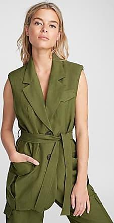 Icone Sleeveless military jacket