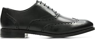 Clarks Mens Black Leather Clarks Edward Walk Size 10.5
