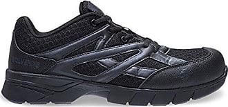 Wolverine Mens Jetstream Athletic Composite Toe Work Shoe, Black, 7.5 M US