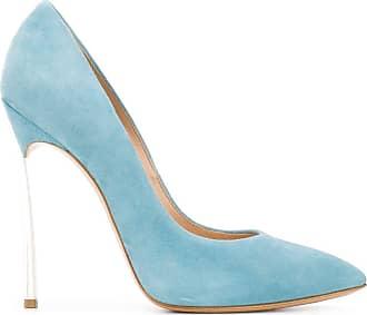 Casadei Blade stiletto pumps - Blue