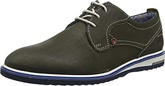 d137716c Bugatti 3.12651E+11, Zapatos de Cordones Derby para Hombre, Verde (Grün
