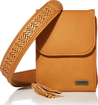 Roxy Womens Small Town Mini Purse Coin, Camel, One Size