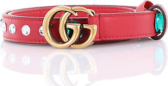 Gucci Belts Red