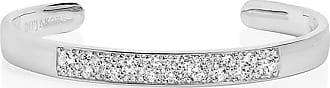 Sif Jakobs Jewellery Bangle Novara with white zirconia