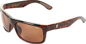 Zeal Optics Essential Polarized (Demi Tortoise w / Copper Polarized Lens) Sport Sunglasses