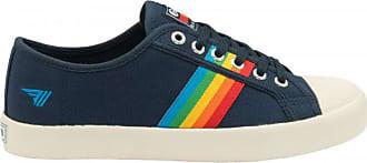Gola Gola Coaster Rainbow Sneaker für Damen   orange/beige