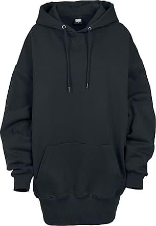 Urban Classics Ladies Long Oversize Hoody - Kapuzenpullover - schwarz
