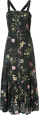 We Are Kindred floral flared midi dress - MULTICOLOUR