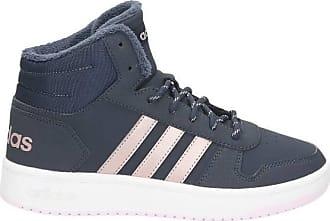 wholesale dealer e99c6 3680b adidas Hoops Mid 2.0 High Top Sneaker Damen, dunkelblau