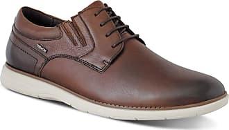 Ferracini Sapato Trindade Masculino Ferracini, Napa Plus Conhaque,43