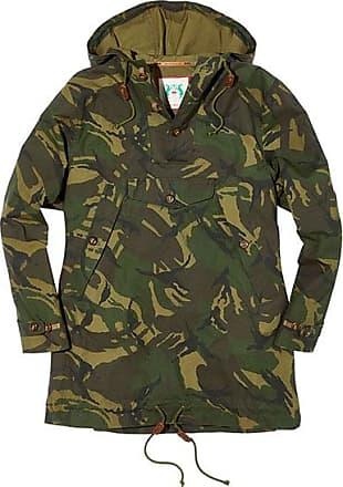 Franken & Cie. Field anorak, camouflage