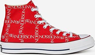 plutôt cool pourtant pas vulgaire mode designer Baskets Converse® en Rouge : jusqu''à −50% | Stylight