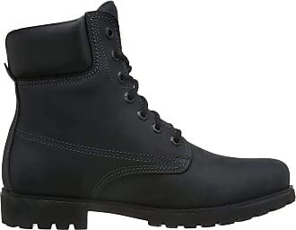 Panama Jack Panama 03 Mens Cold-Padded Classics Short-Shank Boots & Ankle Boots,Black,11 UK (45 EU)