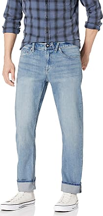 Volcom mensA1931503Solver Denim Jean Jeans - Blue - 32W x 32L