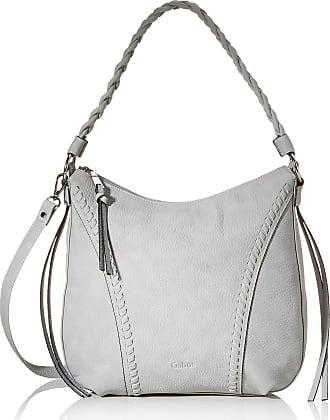 Gabor Salta Womens Shoulder Bag, Grey (Grau), 34x31.5x11 Centimeters (W x H x L)