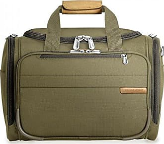 Briggs & Riley Baseline Deluxe Travel Tote,Olive