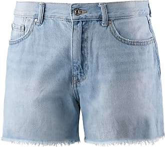 Only Jeansshorts Damen in light blue denim, Größe  26 eb5368457e