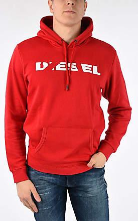Diesel Hooded S-AGNES-BRO Sweatshirt size Xxl