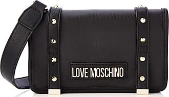Love Moschino Jc4080pp1a Womens Shoulder Bag, Black (Nero), 6x14x23 centimeters (W x H x L)