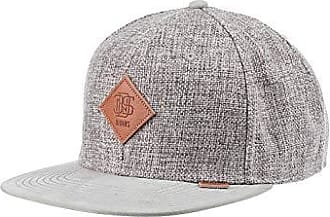 Hüte, Mützen & Caps Snapback Cap Beauty grau Verstellbar Djinns Herren Caps