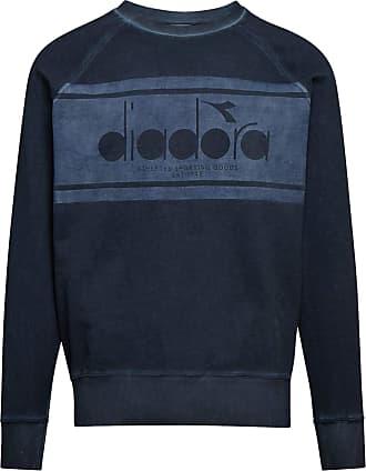 Diadora Mens Spectra Sweatshirt, Blue, X-Large