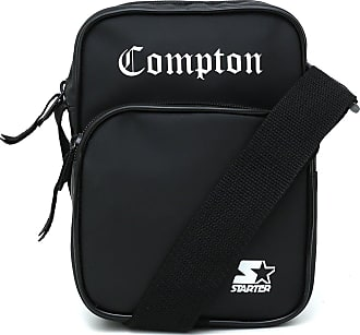 Starter Bolsa Starter Shoulder Bag Compton Preta