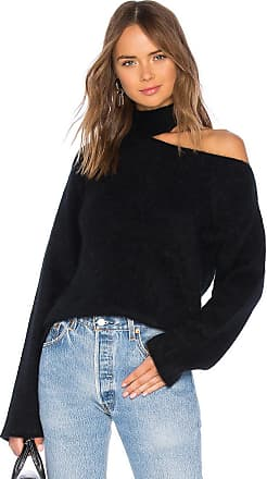 Rta Langley Mohair Sweater in Black