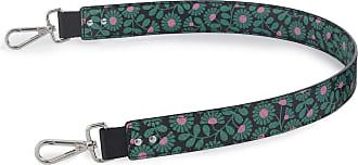 Orla Kiely Shoulder Strap - Emerald