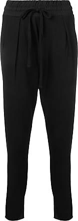 Thom Krom tapered track pants - Preto