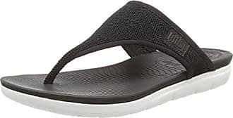 FitFlop Sandals Noir Uberknit Femme EU Bout Thong Toe Ouvert Black 41 001 OBfBq
