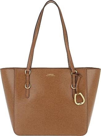 Lauren Ralph Lauren Tote - Shopping Bag Medium Brown - cognac - Tote for ladies