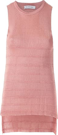 OLYMPIAH Oseille knit tank - PINK