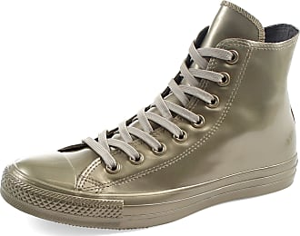 3a6fe838ec5 Converse Unisex Adults 015850-610-122 Low-Top Gold Size  6 UK