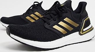 adidas adidas - Ultraboost 20 - Sneaker in Schwarz mit Gold
