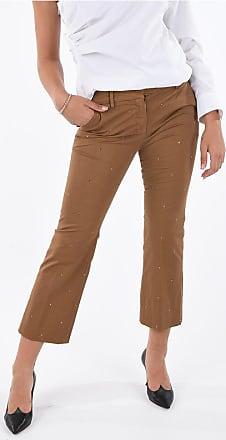 True Royal Pantaloni Chino SANDY con Applicazioni Gioiello taglia 40