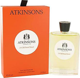 Atkinsons 24 Old Bond Street by Atkinsons Eau De Cologne Spray 3.3 oz Men