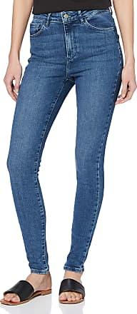 Vero Moda Womens VMSOPHIA HR Skinny Jean BA3112 VMA NOOS, Medium Blue (Medium Blue Denim), XL