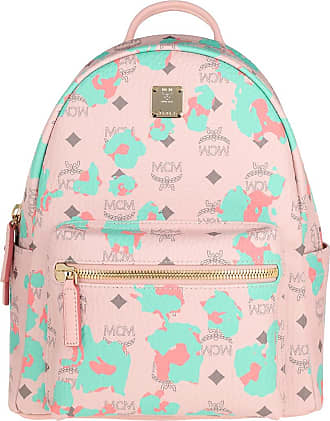 MCM Backpacks - Stark Backpack Powder Pink - rose - Backpacks for ladies