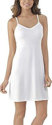 Vanity Fair Womens Plus Size Full Slip 10141, Star White, 2X-Large